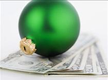 доллары и Новый Год