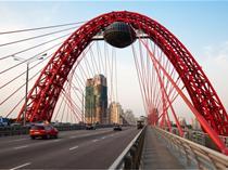 Живописный мост Москва